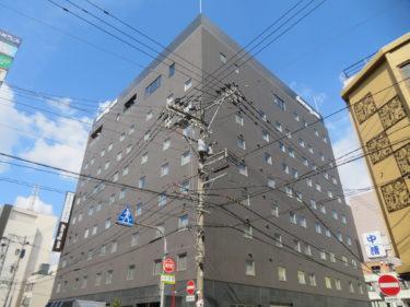 ドーミーイン福井の建設工事記録(2017.9~2018.3)-福井市再開発-