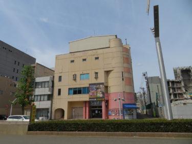 福井シネマの解体前の記録①-福井思い出建築物-