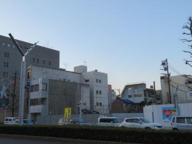 福井シネマの解体記録とその後-福井思い出建築物-