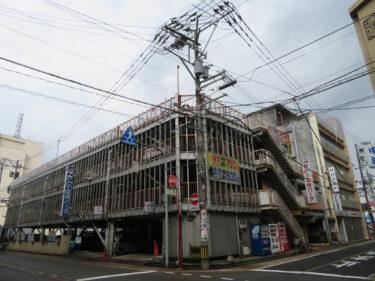 カトー立体パークの解体前の記録-福井思い出建築物-