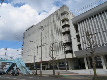 福井市民福祉会館の解体前の記録-福井思い出建築物-