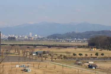 福井市スポーツ公園(鎗噛山中腹)からの展望と行き方-福井展望スポット-