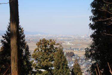 東郷槙山(槙山公園)からの展望と行き方-福井展望スポット-