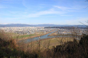 下市山からの展望と行き方-福井展望スポット-