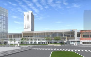 北陸新幹線福井県内4駅のデザイン発表 2019.4