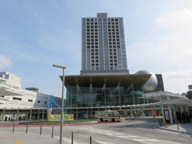 【ハピリン再開発⑥】ハピリンの建設工事記録(2016.1~2016.5完成)-福井市再開発-