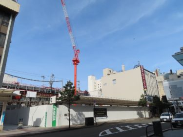 福井駅前ハニー跡地再開発事業の最新情報