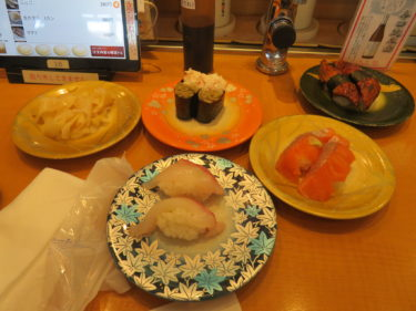 福井市内の回転寿司店をすべて紹介します!