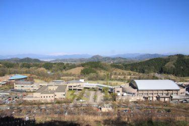 ふくい健康の森からの展望と行き方-福井展望スポット-