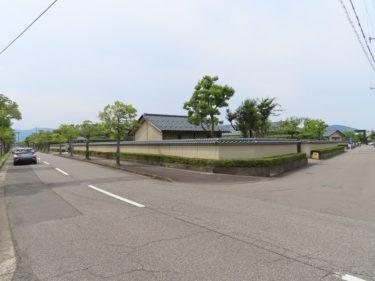 福井県知事公舎の内部見学会開催(前編) 2019.8