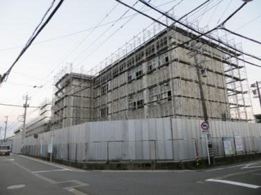 旧中藤小学校の記録 2013.10-福井思い出建築物-