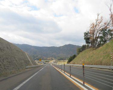 舞鶴若狭自動車道(福井県区間)の追越し車線はどこ?いつ4車線化されるの?