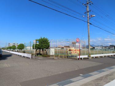 廃止が検討されている福井市ジュニアグランドの現状 2019.12