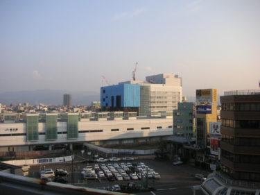 【北陸新幹線福井駅部工事記録3】(2006)北陸本線線路跡地の利用が進む