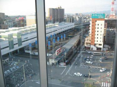 【北陸新幹線福井駅部工事記録4】(2007.3~4)橋脚工事が始まる