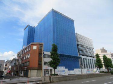 【福井テラス建設工事記録5】(2020.4~6)上層階鉄骨工事