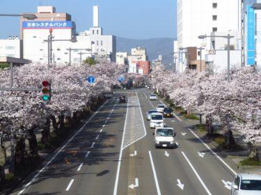 福井市の通り名一覧と名付けの経緯