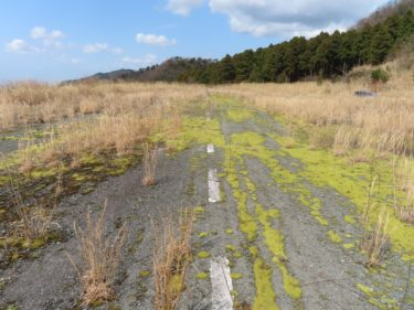福井県永平寺町の山中にある謎の飛行場を調査してみた