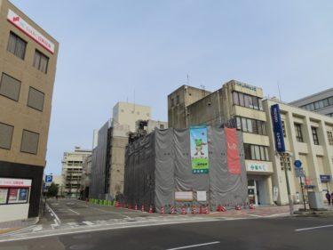 【大手町複合施設工事記録2】(2019.12~2020.1)建物解体