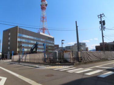 【システムパーク福井駅東工事記録2】(2020.3~7)既存駐車場撤去