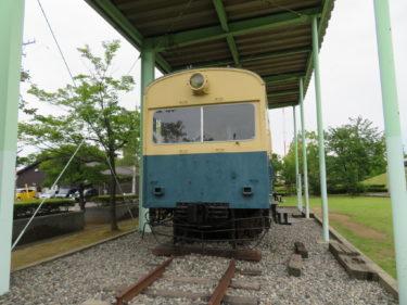 福井震災で被害を受けた鉄道車両