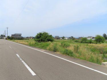 東郷地区で区画整理事業が行われます 2020.6