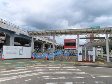 北陸新幹線開業後の福井駅全体構内図