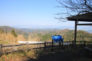 花立峠からの展望と行き方-福井展望スポット-