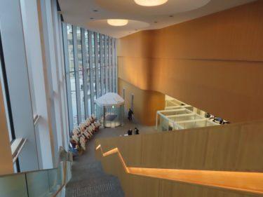 【福井銀行本店建設工事記録10】(2020.11~12)ビル完成