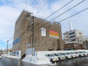 ポレスター福井さくらレジデンスの建設の様子 2021.1