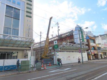 【ハニー跡地再開発】商業施設棟の建築計画が公表されました 2021.2