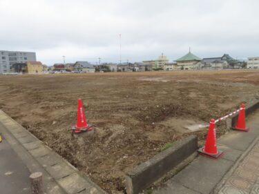 廃止された福井市ジュニアグランドの現状 2021.3