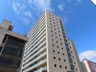 【ハニー跡地再開発工事記録11】(2021.3~)オフィス棟完成・マンション棟完成