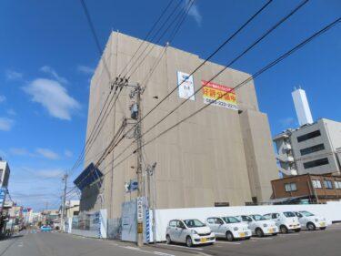 ポレスター福井さくらレジデンスの建設の様子 2021.3