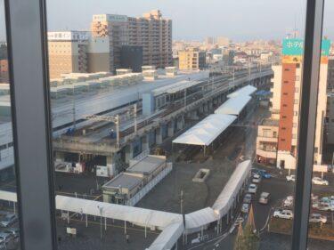 【えちぜん鉄道高架化工事記録13-2】(2016.1)地上線撤去②-2