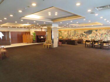 ユアーズホテルフクイの現役時の姿2(5階~3階)2020.3