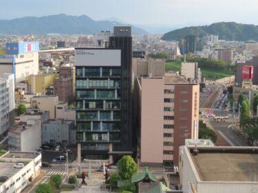 【繊協ビル建替工事記録15】(2021.8)旧ビル最後の姿